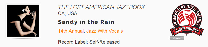 Dan Zemelman Best Jazz with Vocals album - IMA - The Lost American Jazzbook
